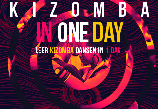 Kizomba In One Day Salsasol Breda 21 september 2014
