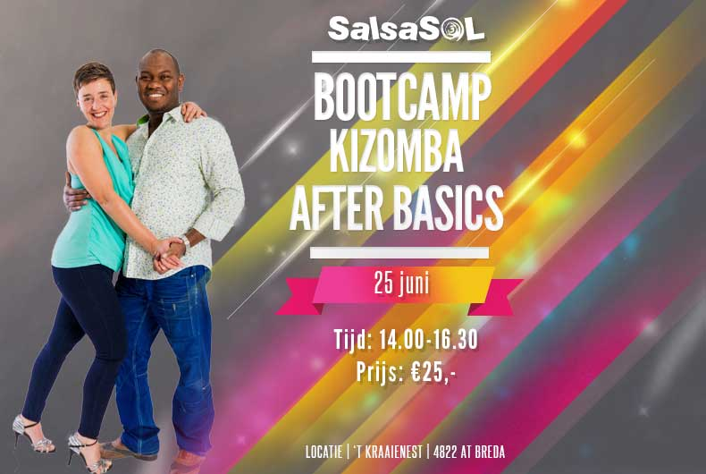 Kizomba After Basics