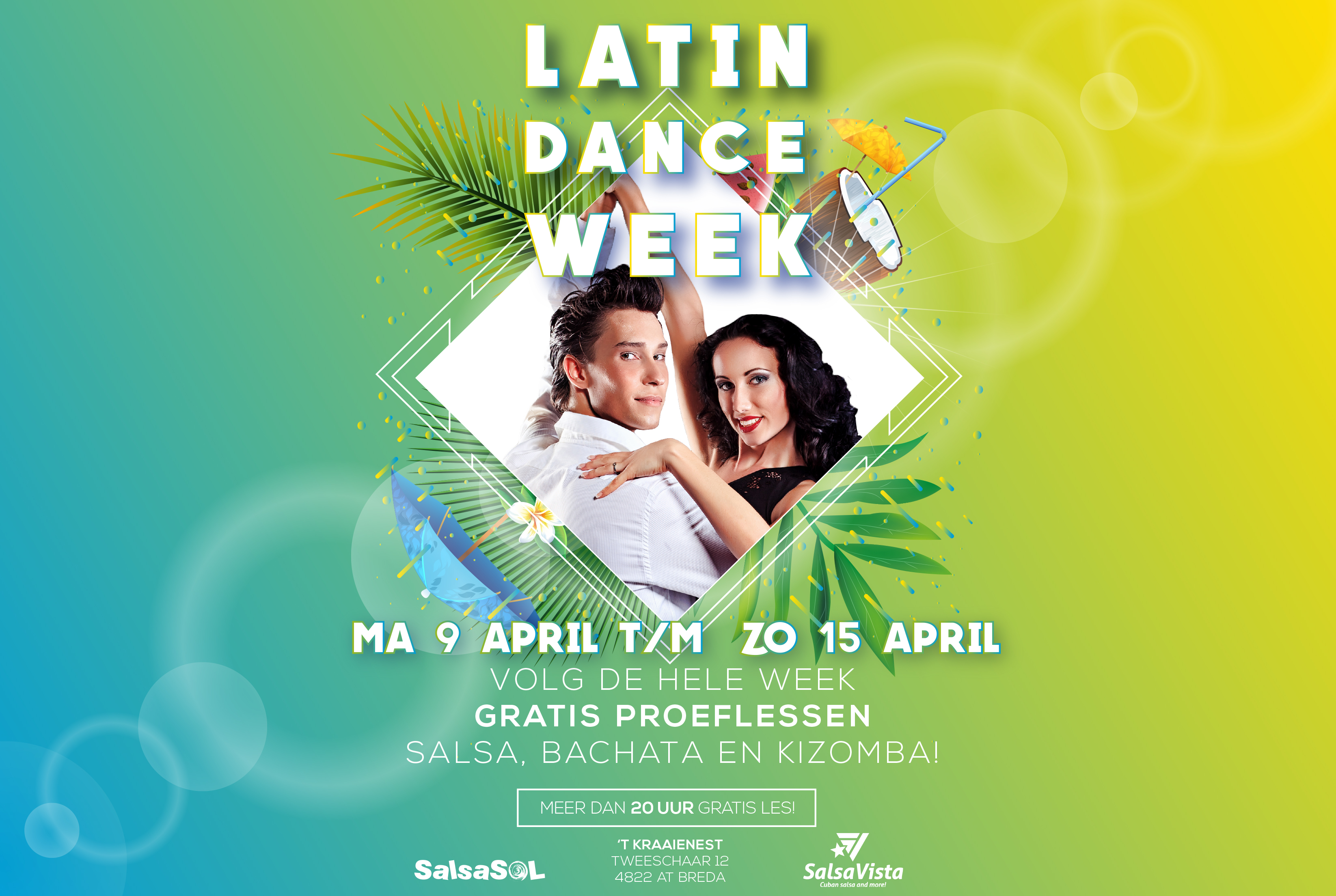 Latin Dance Week