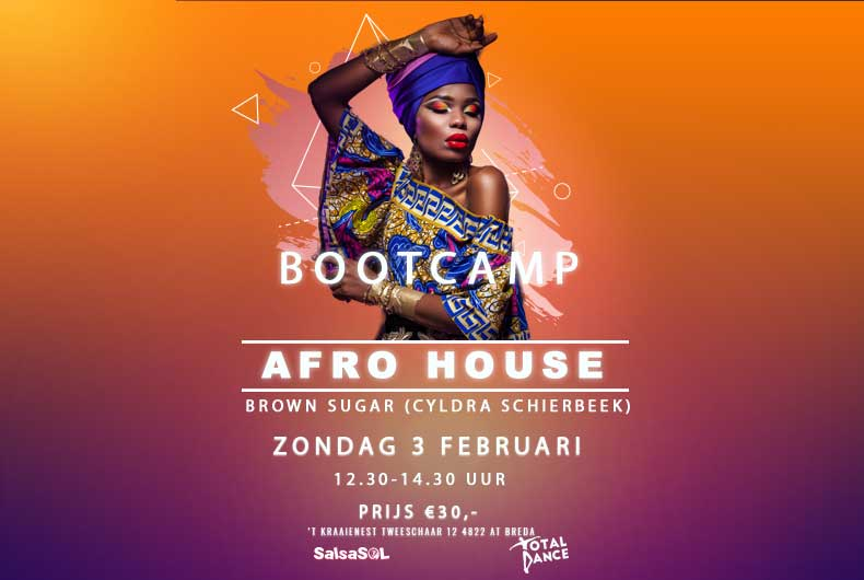 Bootcamp Afro House