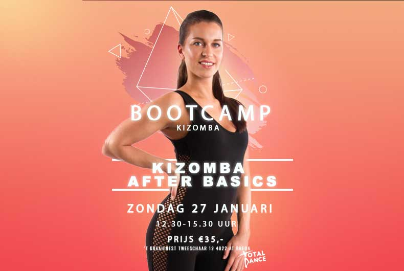 Bootcamp Kizomba After Basics