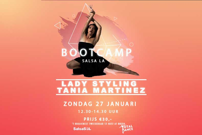 Bootcamp Salsa Lady Styling