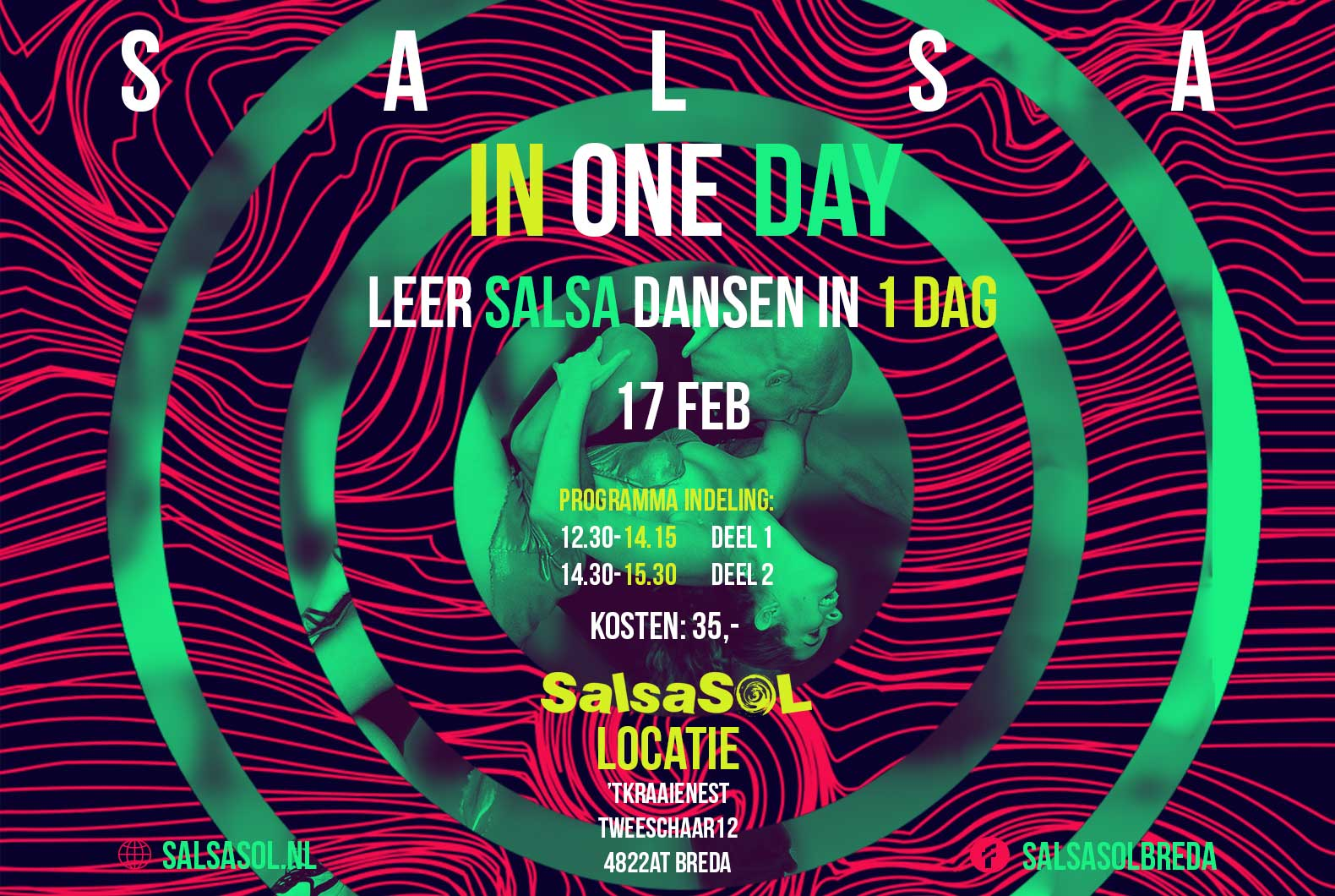 Salsa in One Day