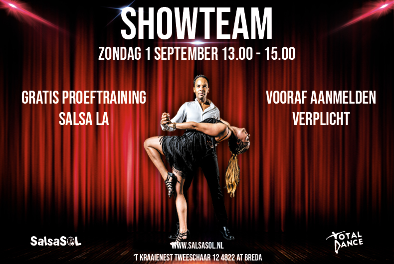 Showteam Salsa LA
